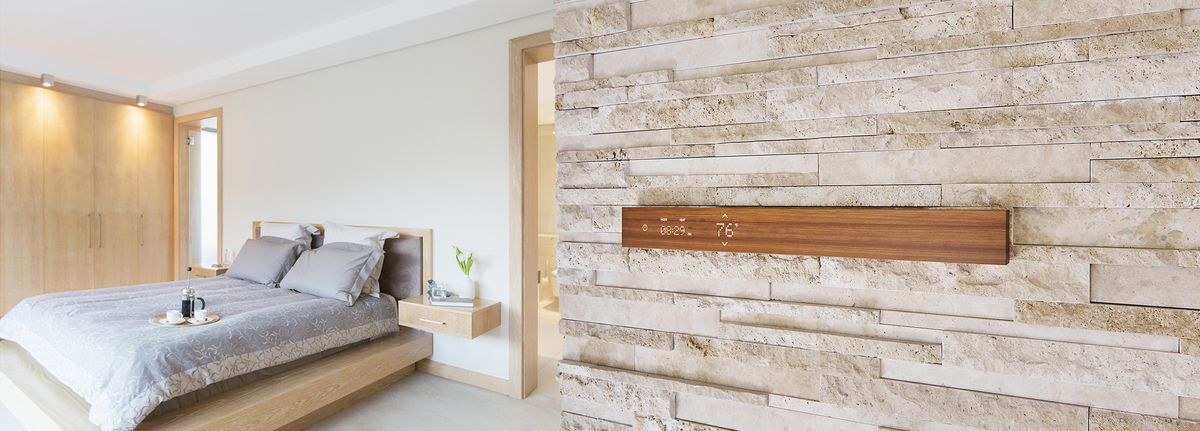 Mui's wooden smart display is an elegant way to control your home