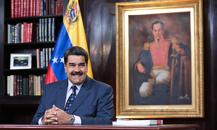 'Venezuela will be respected': Maduro defends rule as legitimate