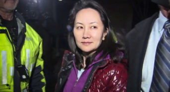 The US has formally asked for to extradite Huawei's CFO Meng Wanzhou from Canada