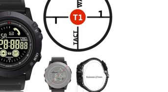 Four T1 Tact Smart Watch Specs Important For People Thriving