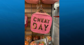 'CHEAT DAY' LUNCHBOX BLAMED FOR ADVERTISING DIET CULTURE TO CHILDREN