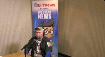 Comedian Elliot Passantino Crashes NJ Radio