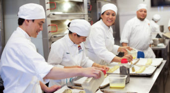 Baking and art apprenticeship program for Business Times Budding Artists Fund recipients