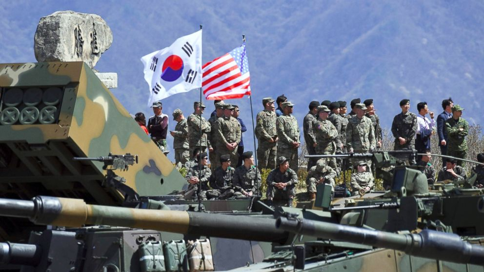 South Korea signs agreement to pay more for US troops after Trump's interest