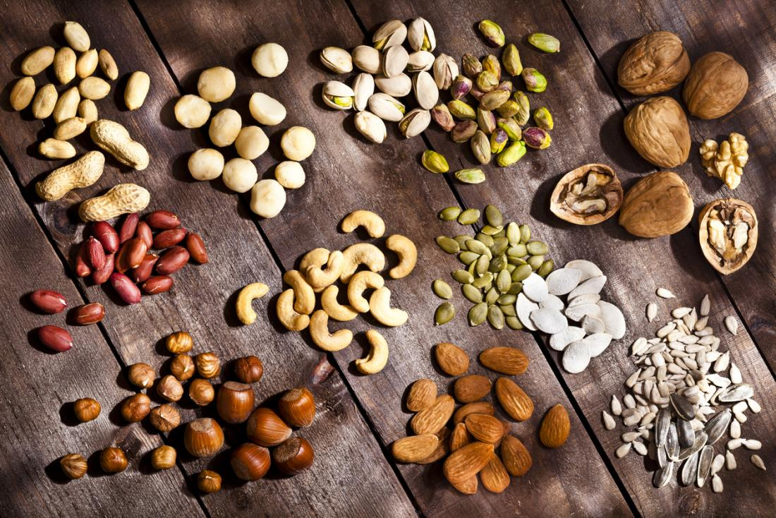 INVESTIGATION DISCOVERS, THESE TYPES OF NUTS COULD AVOID HEART ATTACKS, STROKES