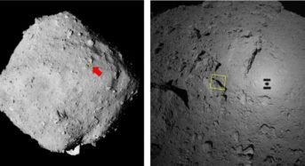 Japan's asteroid probe shot a bullet at a space rock, and it's a major bargain