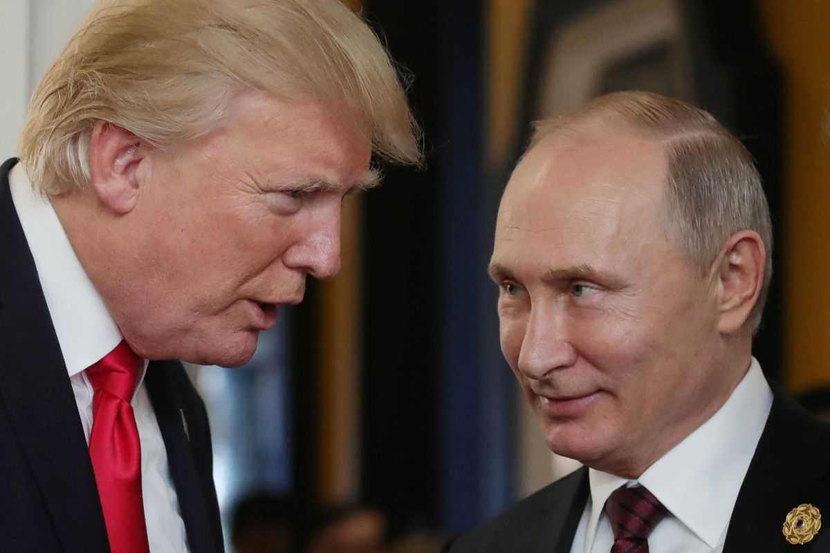 Vladimir Putin requests generation of more nuclear warheads after Donald Trump forsakes settlement