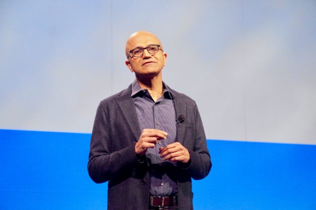 Microsoft chief protects questionable military HoloLens contract