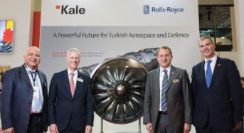 Rolls-Royce downsizes on joining warrior jet project with Turkey's Kale Group