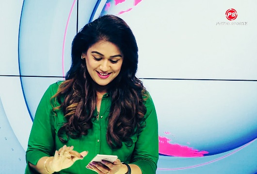 Kanthi D. Suresh is the first woman to head a 24/7 sports channel with Power Sportz