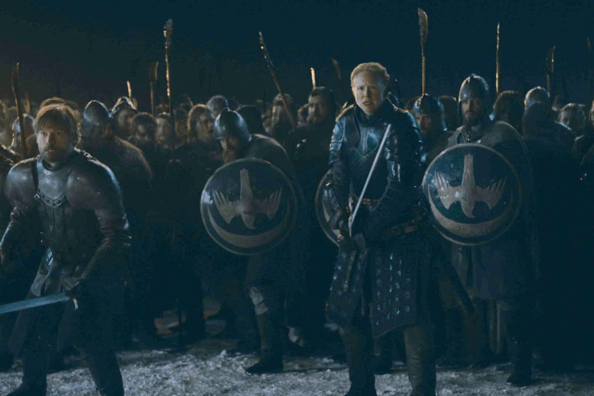 Game of Thrones season 8, episode 3:  The battle of Winterfell