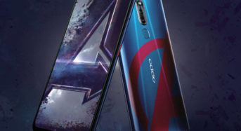 This cell phone organization is capitalizing on the popularity of Avengers Endgame with a unique edition phone