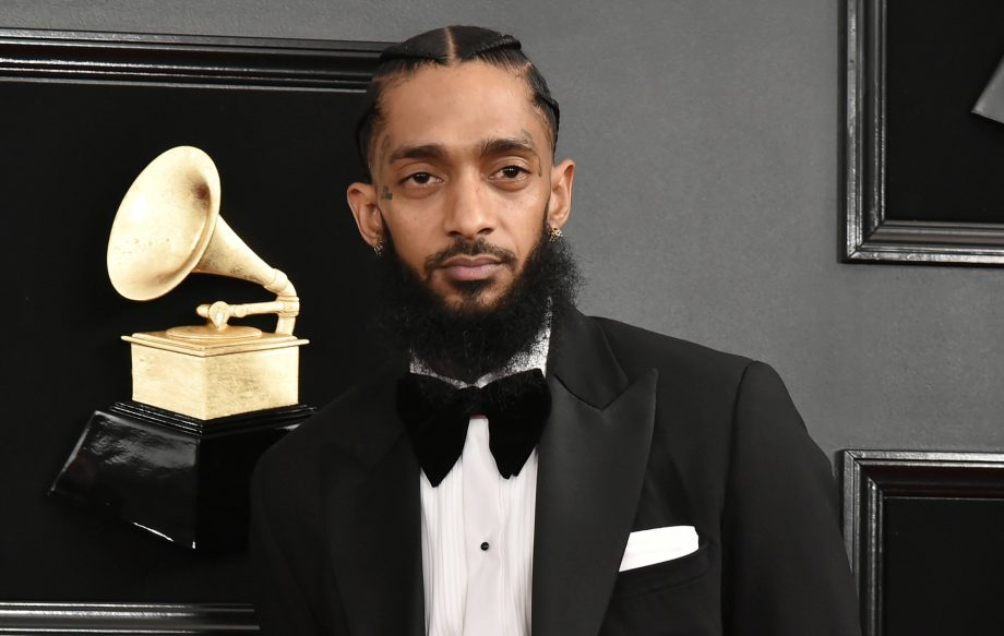 Nipsey Hussle: Rapper died after a shooting near Los Angeles clothing store he was associated with