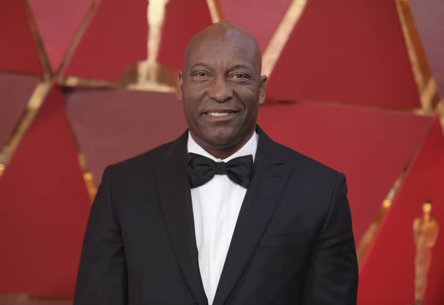 Oscar-designated director John Singleton dies at 51 following stroke