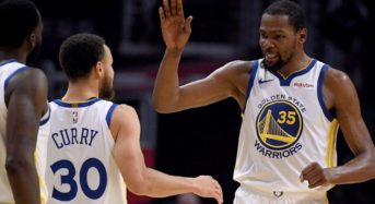 NBA playoffs 2019: Warriors complete off Clippers