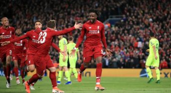Liverpool vs. Barcelona: Liverpool daze Barcelona to conquer shortfall and reach UCL final