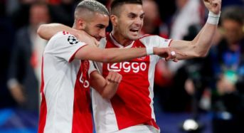 Ajax didn't merit misfortune – Tadic baffled with Champions League exit