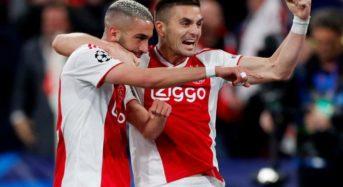 Ajax didn't merit misfortune – Tadic baffled with Champions League exit
