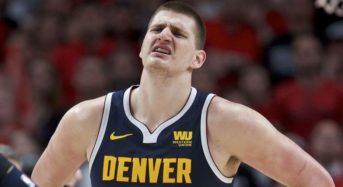 Jokic reprimands himself for Nuggets' Game 7 misfortune