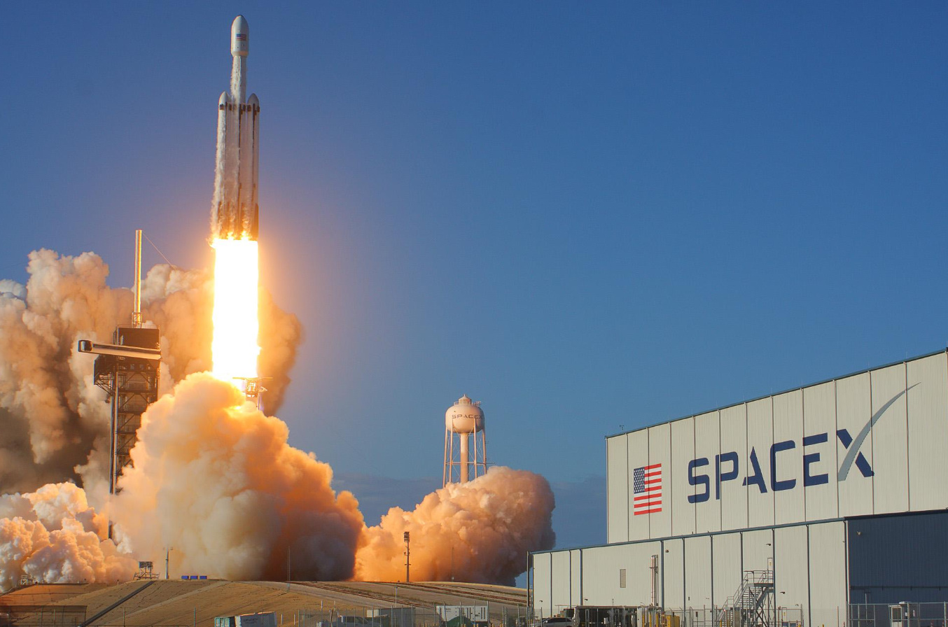 SpaceX's Falcon Heavy launch for Air Force set June 22