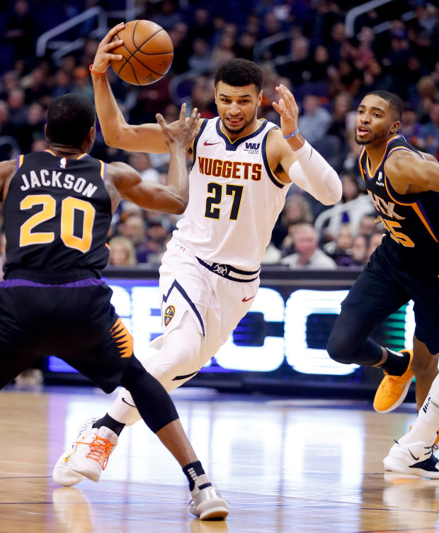Jamal Murray will keep getting mugged in the NBA Playoffs