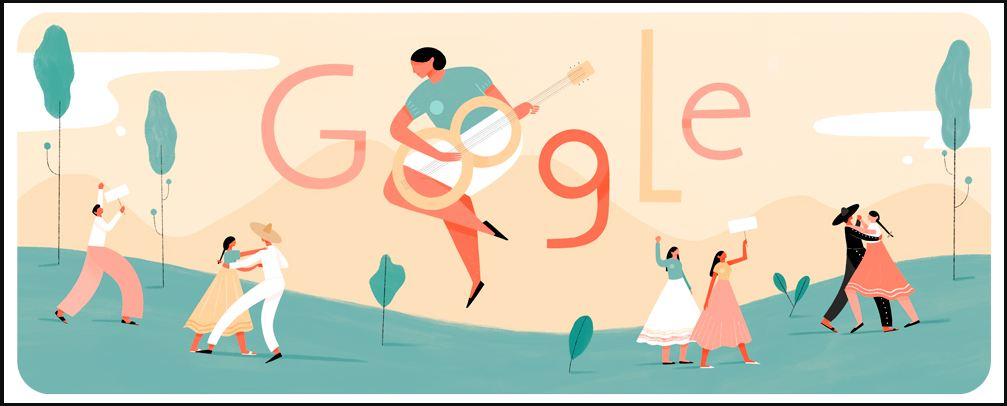 Google Doodle celebrates Concha Michel's 120th Birthday