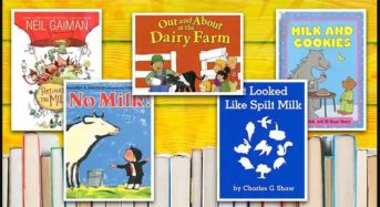 World Milk Day 2019: 11 children's books to get children interested in milk