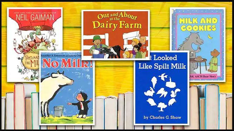World Milk Day 2019: 11 children's books to get children interested in milk