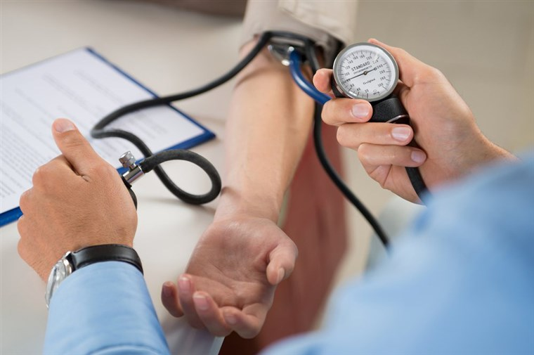 Top, bottom blood pressure numbers each predict cardiovascular risk