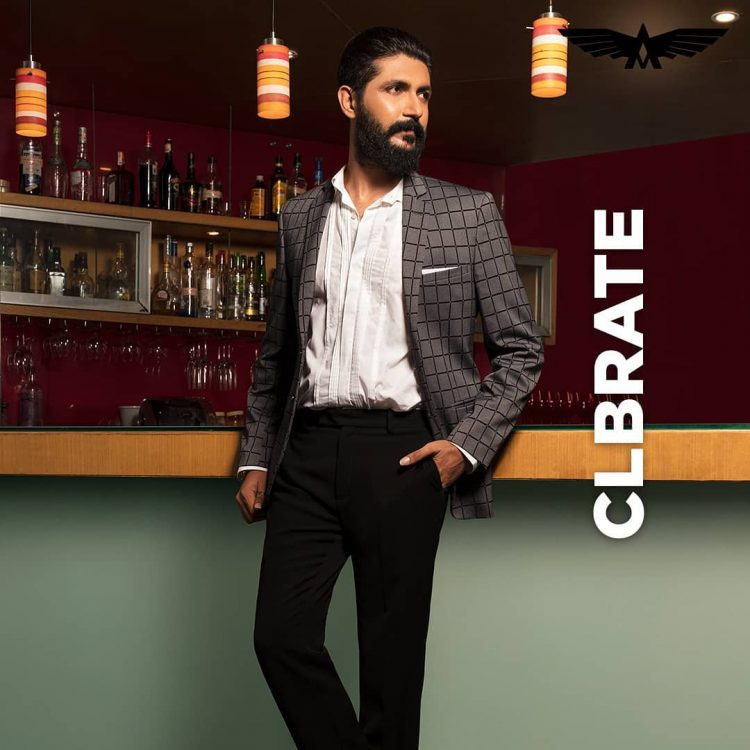 Fashion Influencer and Blogger Monish Chandan is Creating a Style Statement in Men's Fashion World