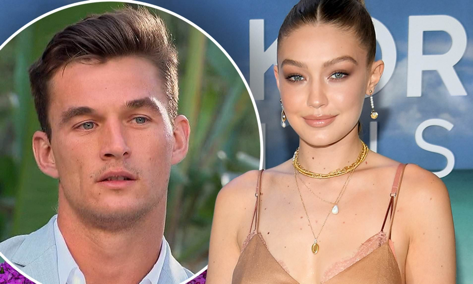 Gigi Hadid and Bachelorette Contestant Tyler Cameron Follow each other On Social Media and His Fangirls square measure 'Crying!