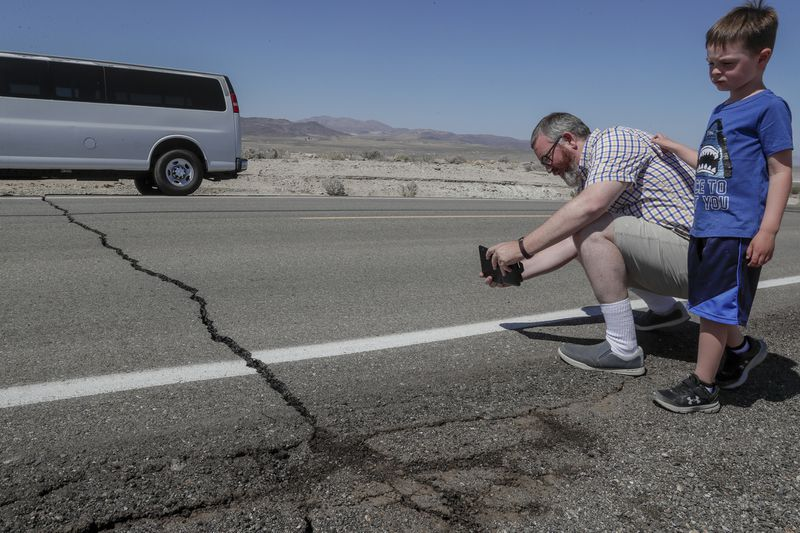 Earthquake aftershocks could a months ago or even years, researchers say
