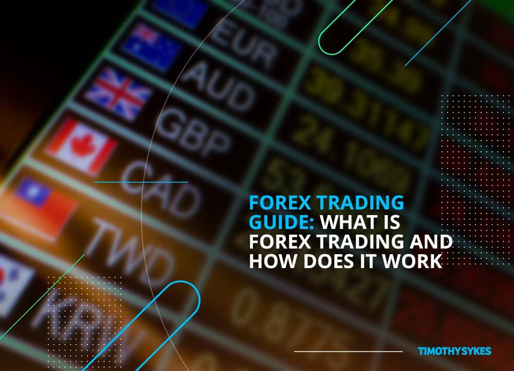 How does the forex market work?