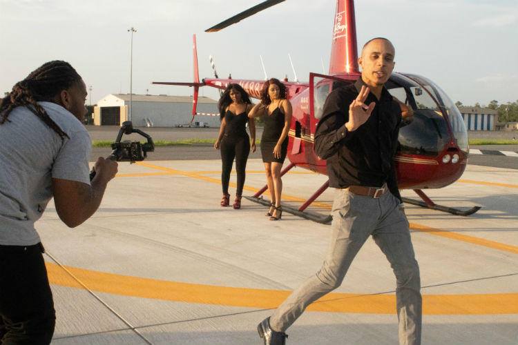 """Rap superstar Jalen McMillan drops music video for """"Call My Name"""", & Millions of fans love it"""