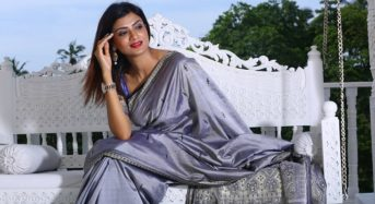 White palace Shone with Ishita Vyas Showcasing Her Ethereal Beauty at the Ivory Mansion
