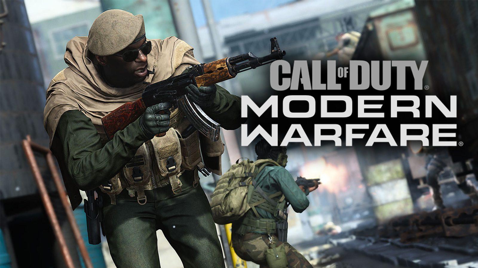 All The Call Of Duty: Modern Warfare