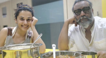Munna S. Photography turns Chef  for Taapsee Pannu