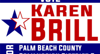 Karen Brill for Palm Beach County Commissioner District 5 Receives Endorsement from Constitutional Tax Collector Anne Gannon