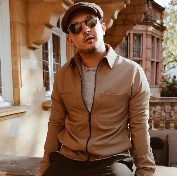 Socialite and Instagram influencer Cosmin Cernica receives commission to design for Middle Eastern royalty