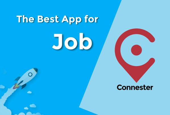 One Mobile app for all your job search needs – Connester mobile app!