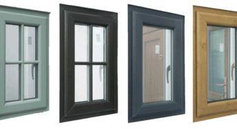 Top trending colors for window shutters