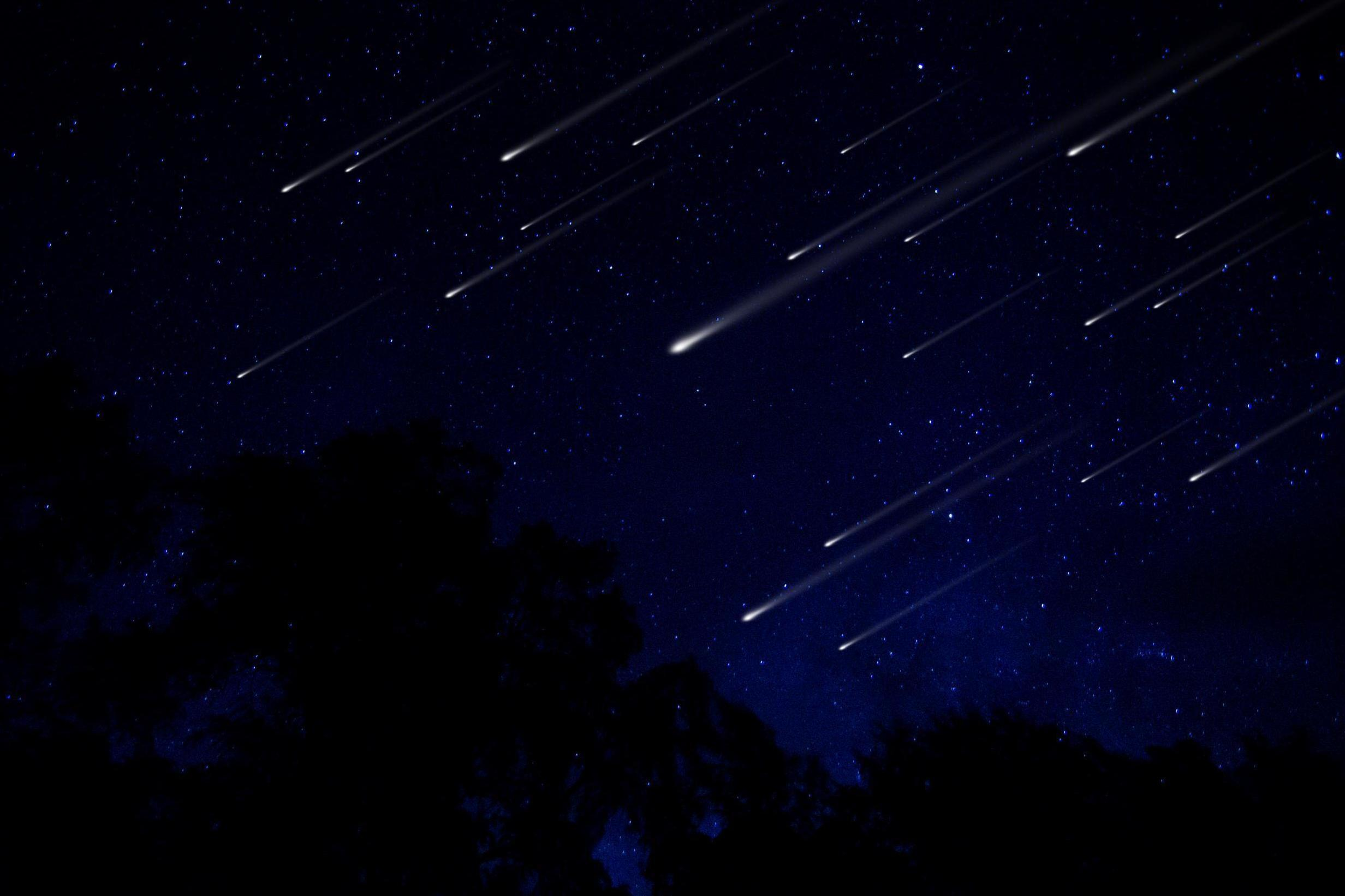 Meteor shower possible Thursday night