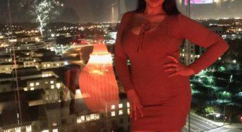 Melina The Beautiful Instagram Public Figure