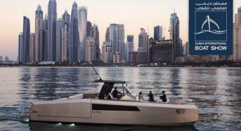 Banbouk Music Onboard the biggest yacht party in the middle east at Dubai International Boat Show