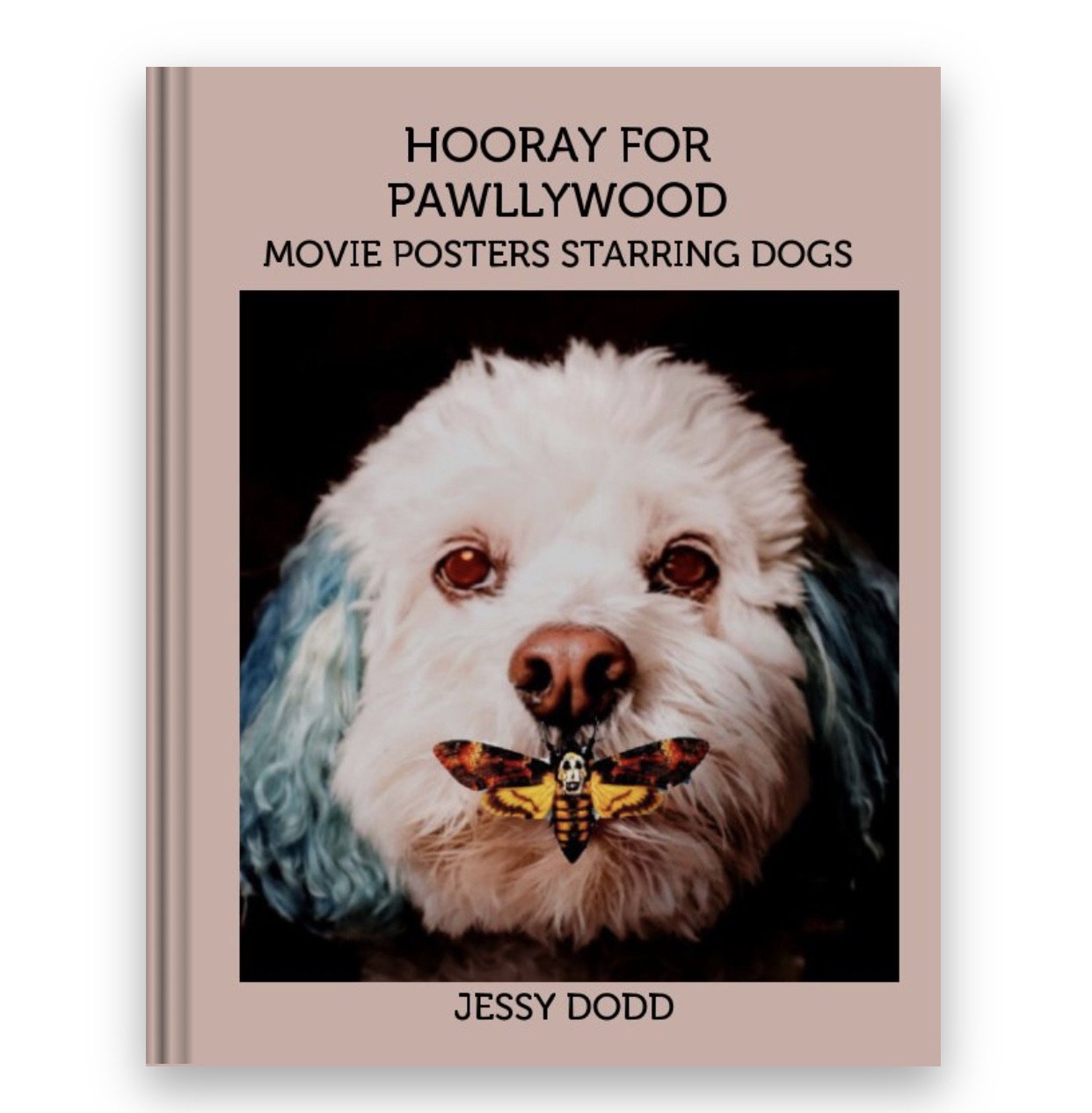 """Photographer Jessy Dodd Releases Her New Book Full of Photos of Dogs Named """"Hooray for Pawllywood"""""""
