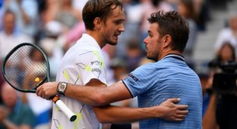 Stan Wawrinka dazes Daniil Medvedev in 5-set thriller to arrive at quarters in Australian Open 2020