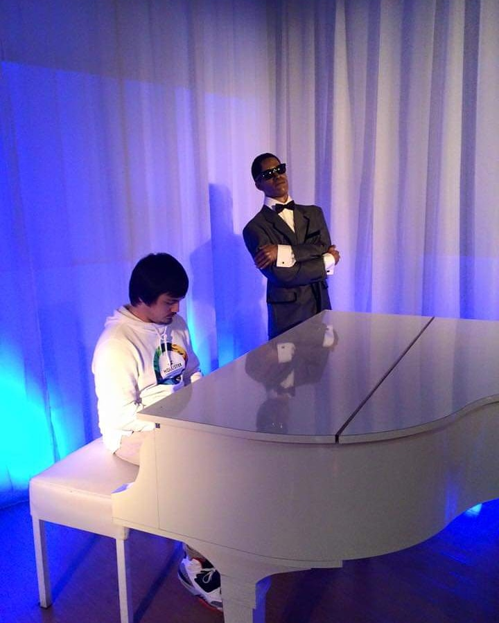 CoachSamuelG Takes On Music Artists