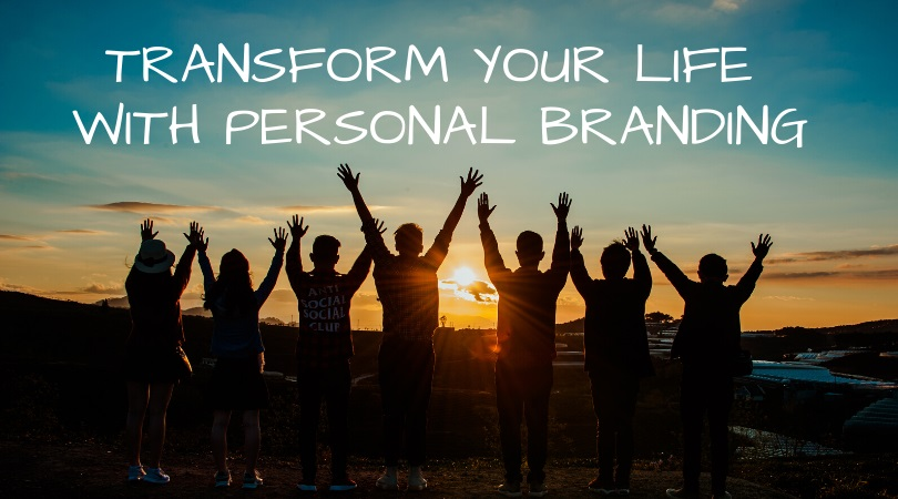 Everyone needs a second chance, transform your life with personal branding!!