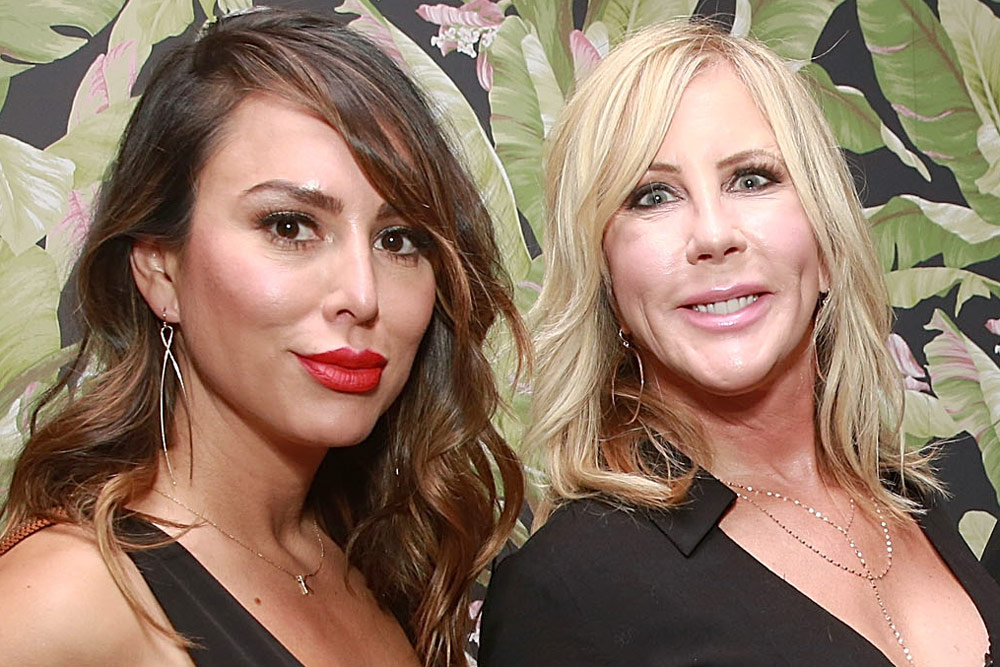 Kelly Dodd And Vicki Gunvalson Hug At The RHOC Reunion Taping, Insider Reveals – The Enemies Shocked Everyone On Set!