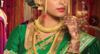 What Do We Mean by Maharashtrian Bridal Jewelry?